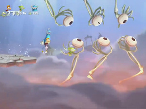 &#39;Rayman Legends&#39; screenshot