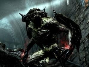 Skyrim Dawnguard DLC screenshot