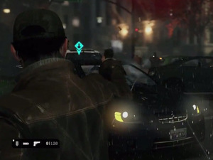 'Watchdogs' screenshot