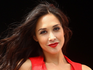 Myleene Klass Jubilee Family Festival at Hyde Park London, England
