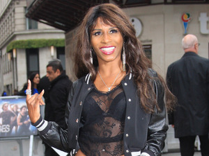 Rock of Ages UK Premiere: Sinitta