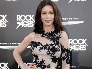 Rock of Ages Premiere: Catherine Zeta-Jones