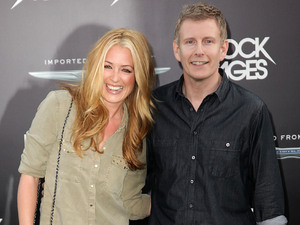 Rock of Ages Premiere: Cat Deeley and Patrick Kielty