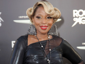 Rock of Ages Premiere: Mary J. Blige