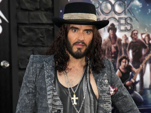 Rock of Ages Premiere: Russell Brand