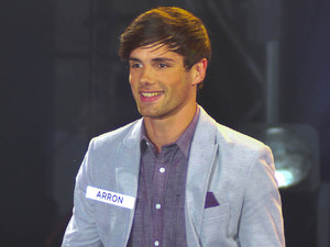 Big Brother 2012 Launch Night: Arron enters the house