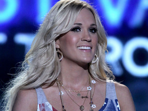 Carrie Underwood 2012 CMA Music Festival Nightly Concerts held at the LP Field - Day 2 Nashville, Tennessee - 08.06.12