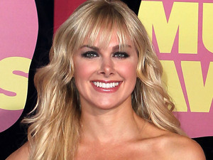 Laura Bell Bundy arriving at the 2012 CMT Music Awards in Nashville