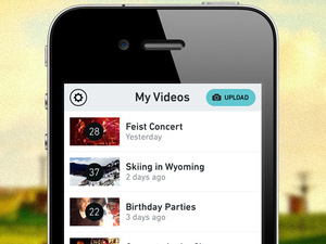 Boxee iPhone cloud video app
