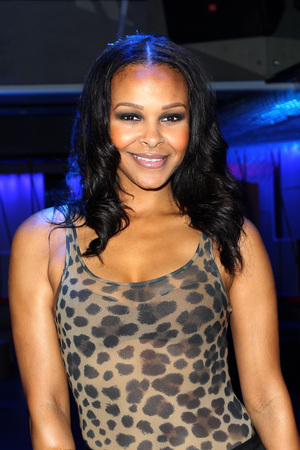 Samantha Mumba Wikipad and Nvidia host E3 2012 VIP red carpet cocktail party held at Elevate Lounge - inside Los Angeles, California