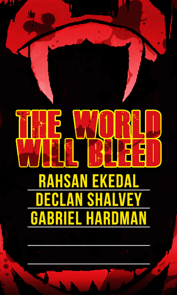 'The World Will Bleed' teaser