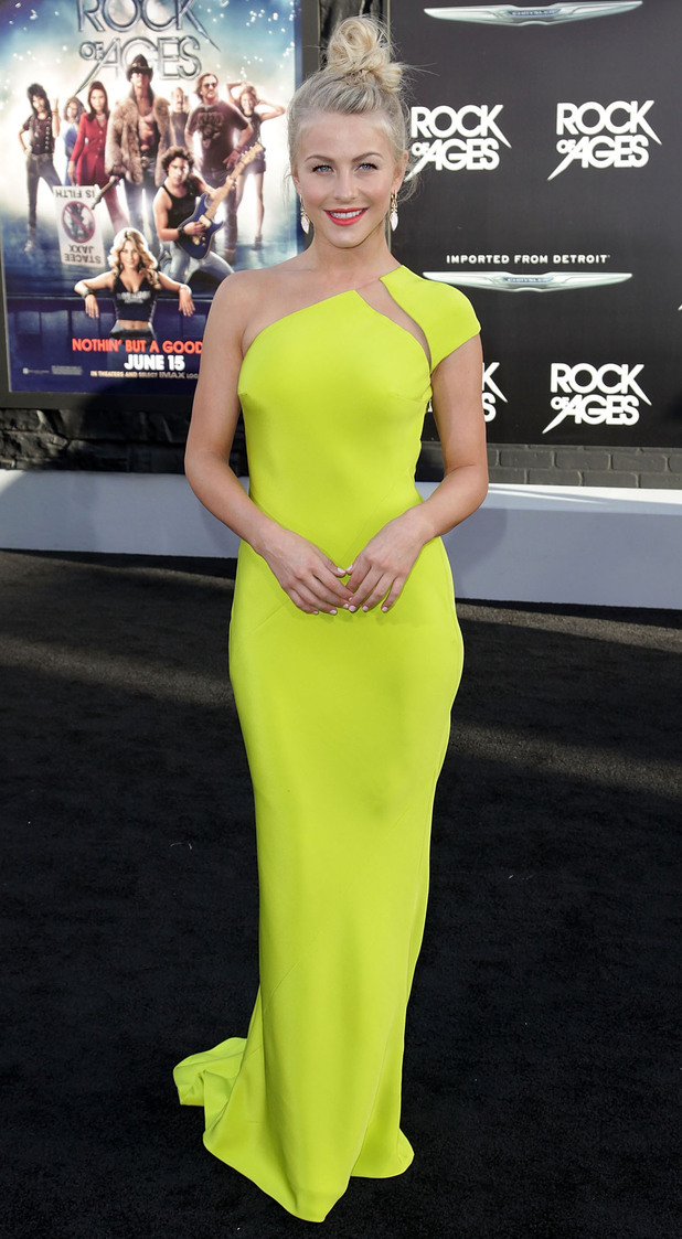 Rock of Ages Premiere: Julianne Hough