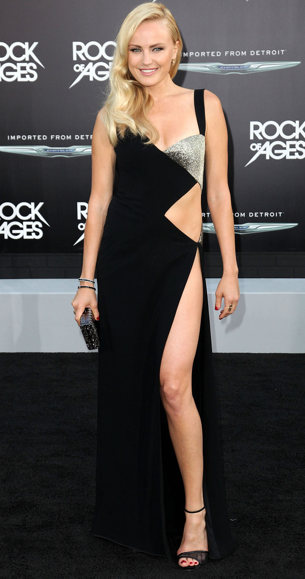Rock of Ages Premiere: Malin Akerman