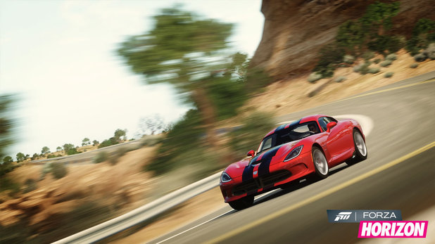 Forza Horizon screenshot