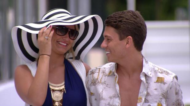 The Only Way Is Marbs: Sam and Joey