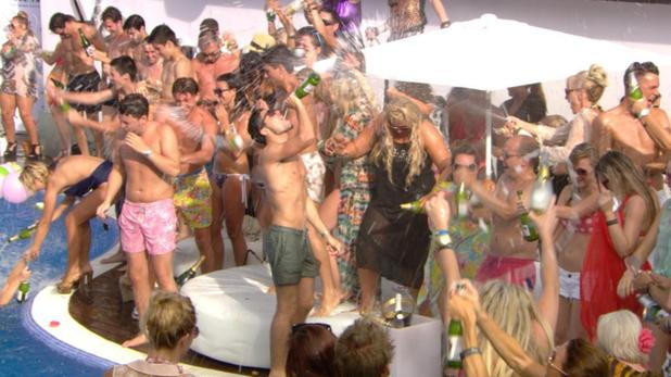 The Only Way Is Marbs: Spray Party