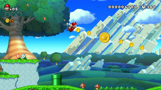 Super Mario Bros (Wii U)