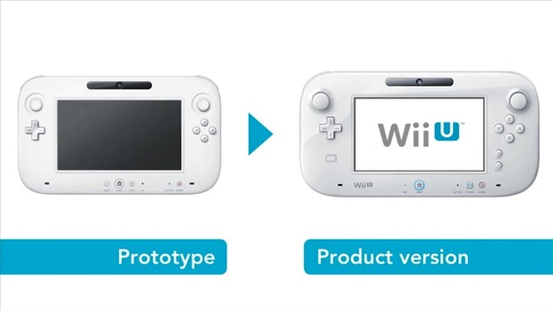 Wii U tablet controller final