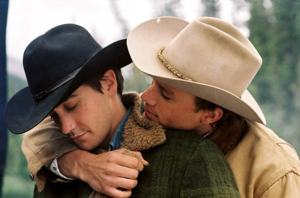Brokeback Mountain sex scene