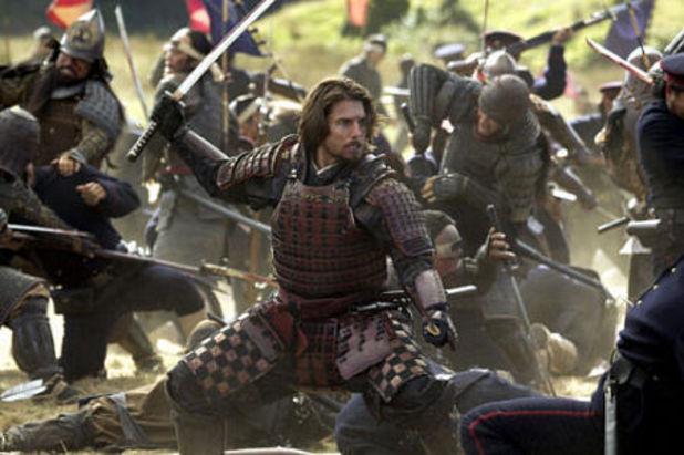 Tom Cruise - The Last Samurai