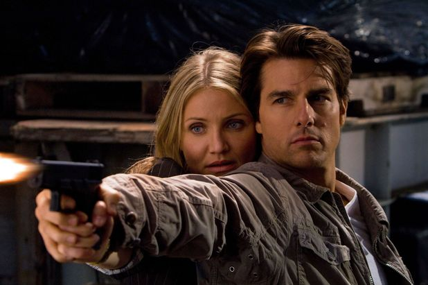 Tom Cruise - Knight and Day