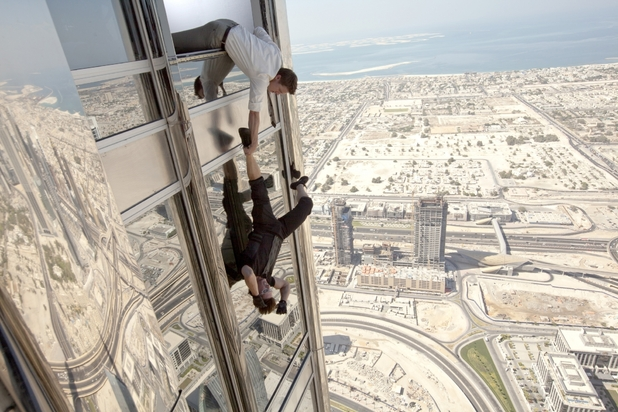 Tom Cruise - Mission: Impossible - Ghost Protocol