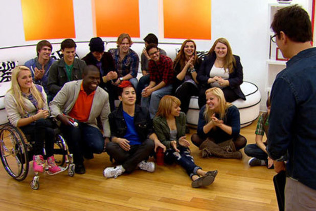 The Glee Project S02E01: 'Individuality'