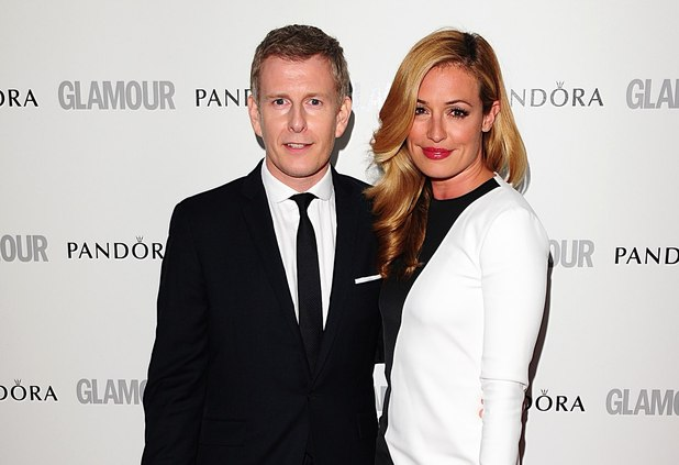 Patrick Kielty and Cat Deeley, Glamour Woman of the Year Awards