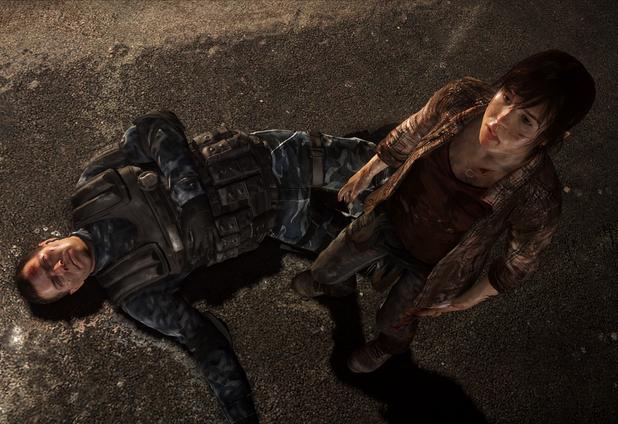 'Beyond: Two Souls' E3 screenshot
