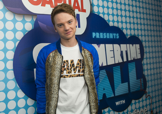 Capital FM's Summertime Ball: Conor Maynard