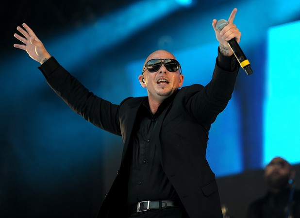 Capital FM's Summertime Ball: Pitbull