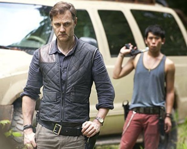 David Morrissey as The Governor in &#39;The Walking Dead&#39;