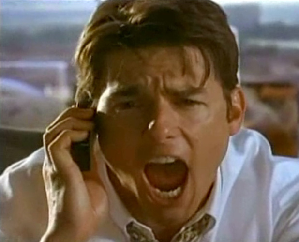 Tom Cruise - Jerry Maguire