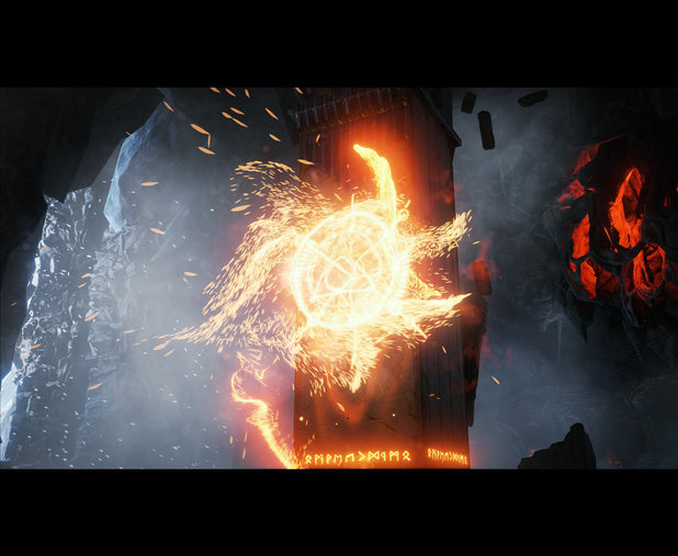 The new, powerful Unreal Engine 4 in action.