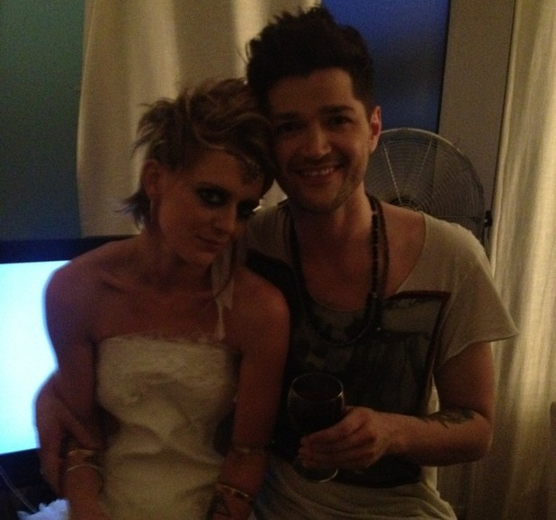 Danny O&#39;Donoghue and Bo Bruce