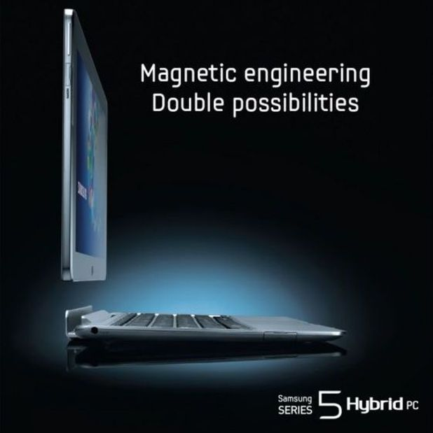 Samsung Series 5 Hybrid laptop