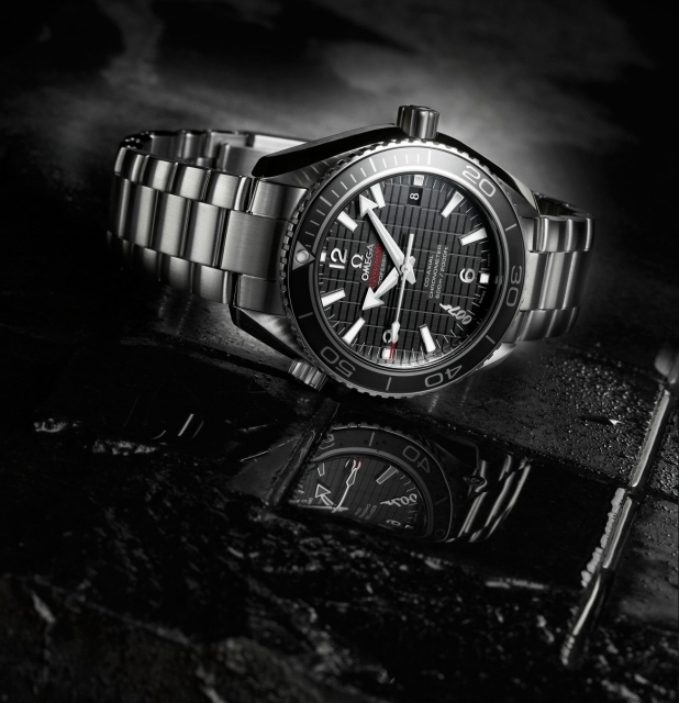 Skyfall Omega watch