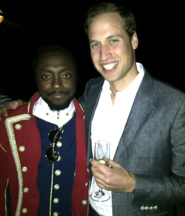 Diamond Jubilee: Will.I.Am's twitpic tour of the Jubilee