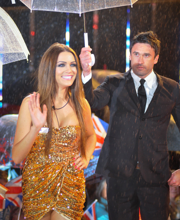 Big Brother 2012 Launch Night: Sara enters the house