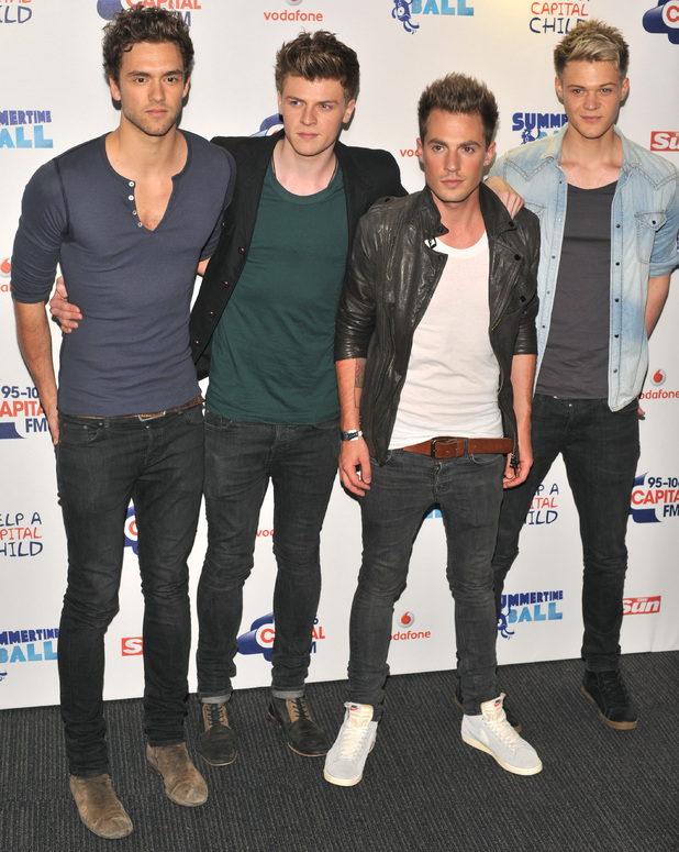 Capital FM's Summertime Ball: Lawson