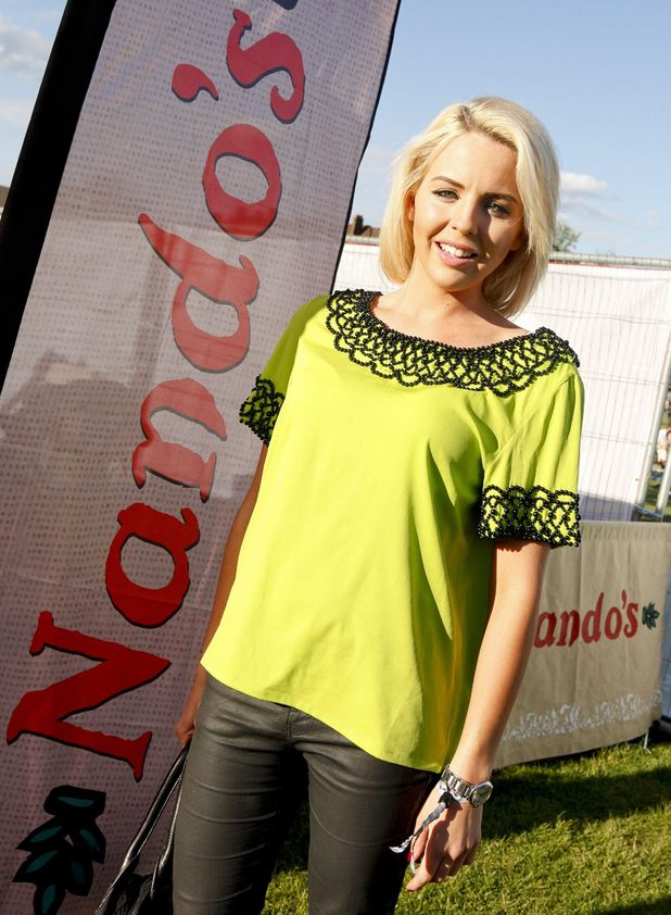 Lydia Bright appears at Nando's GigNics, Haggerston Park.