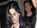 Katy Perry at Market Cafe Hackney.