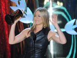 Jennifer Aniston at the MTV Movie Awards 2012