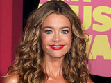 Denise Richards arriving at the 2012 CMT Music Awards in Nashville