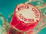 Kaiser Chiefs 'Souvenir' album cover
