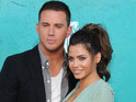 The actor nonchalantly informs his wife Jenna Dewan-Tatum of his new accolade.