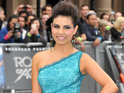 Roxanne Pallett denies pitching for a role in US drama Mad Men.