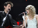 John Mayer addresses claims that his latest single is about ex Taylor Swift.