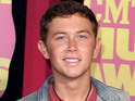 "Scotty McCreery says he ""learned a lot"" from Steven Tyler and Jennifer Lopez."