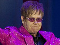 The 'Rocket Man' singer's show is in co-operation with an anti-bullying campaign.